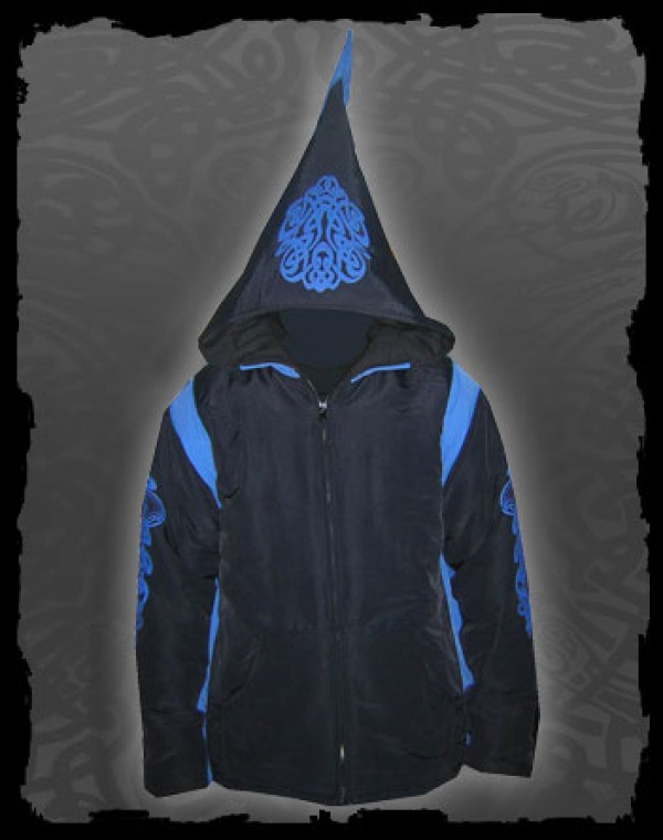 Winterjacket Snow Dwarfhood - Hood Print Nr.206 Sleeves Print Nr.207