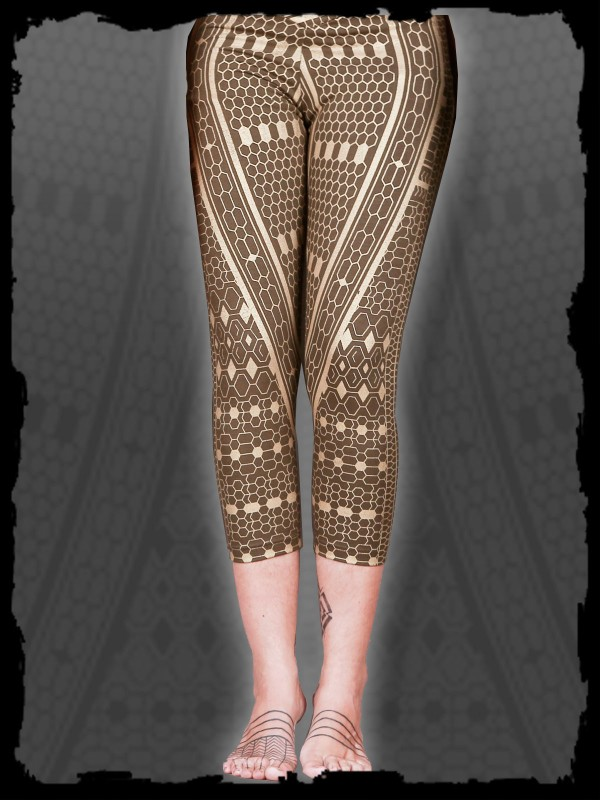 Legging - Kalinga Print Nr. 258 (Limited Edition)