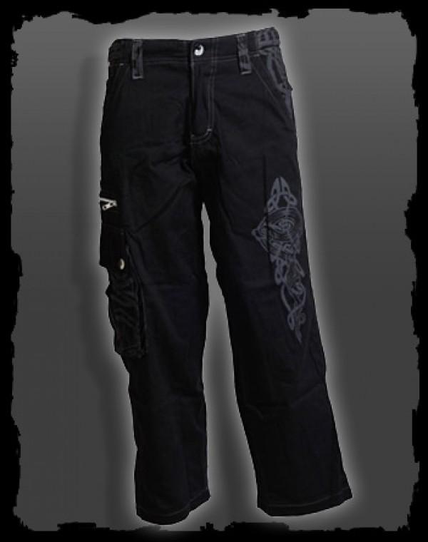 ALBIREO MEN LONG PANTS