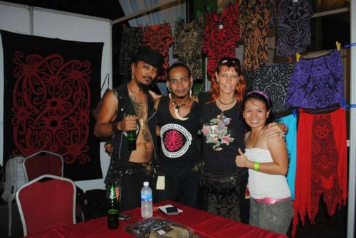 @ miri tatto exhibition 2012
