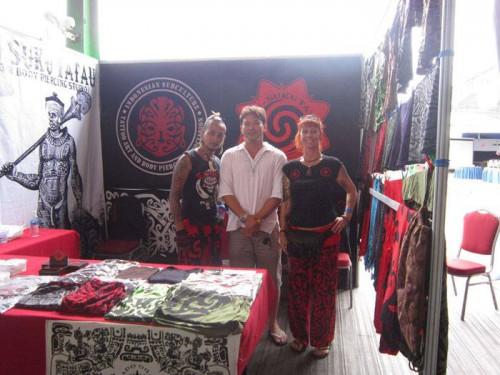 GGV booth @ Miri Tattoo Exhibition