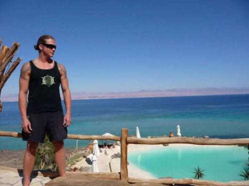 Roland in Egypt