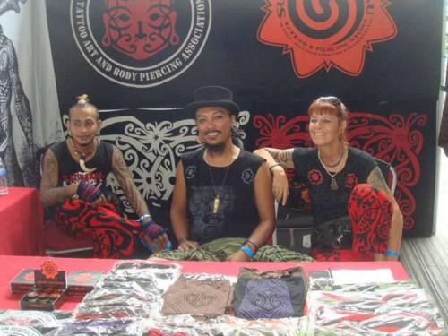 @ miri tattoo exhibition Sarawak